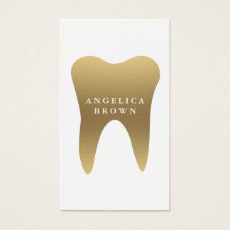 Zahnmedizinische Visitenkarte