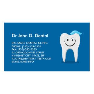 Zahnarzt Visitenkarten