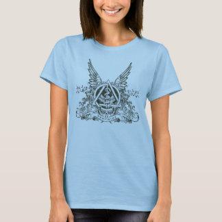 Zahnmedizinischer Caduceus T-Shirt