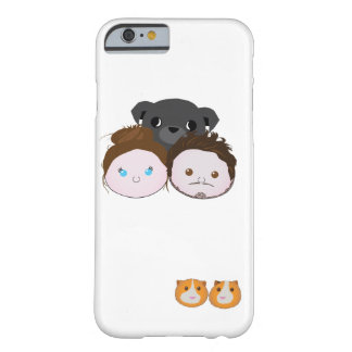 Zalfie Familie Barely There iPhone 6 Hülle
