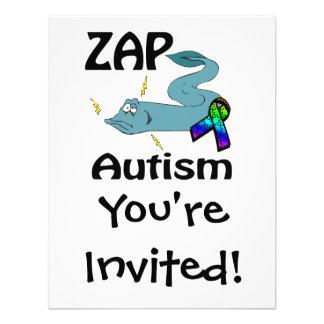 ZAP Autismus Individuelle Ankündigungen