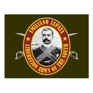 Zapata Postkarte