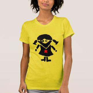 Zapatista Mädchen T-Shirt