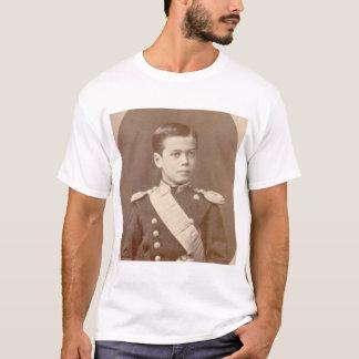 Zar Nicholas II als Junge T-Shirt