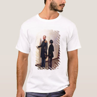 Zar und Künstler T-Shirt