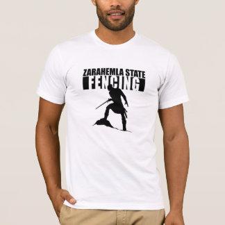 Zarahemla Staat - fechtend T-Shirt