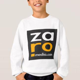 ZARO Logo-Waren im Schwarzen Sweatshirt
