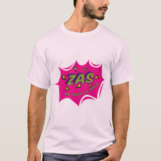 Zas In Allem Mund T-Shirt