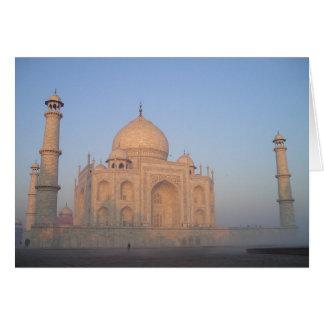 Zauber Taj Mahal Karte