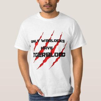 Zauberer haben Tigerblood Shirts