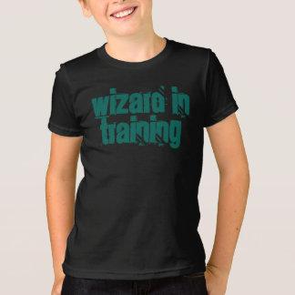 """""""Zauberer im Training"""" T - Shirt"""