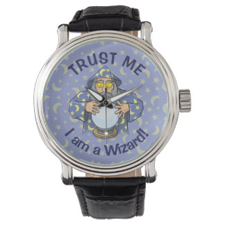 Zauberer mit Ball Armbanduhr