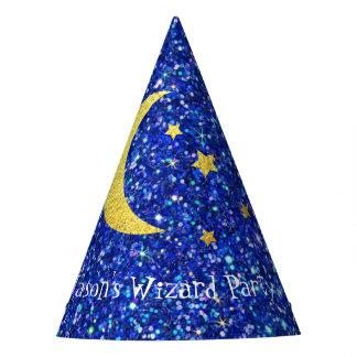Zauberer-Party Ihr Text Partyhütchen
