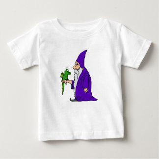 Zauberer-u. Haustier-Drache Baby T-shirt