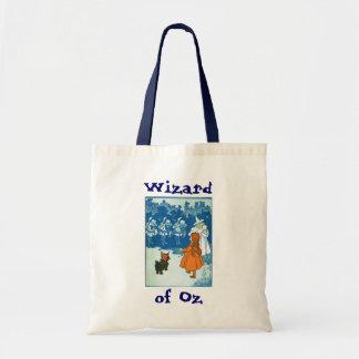 Zauberer von Oz Budget Stoffbeutel