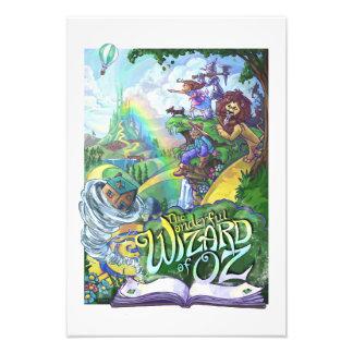 Zauberer von Oz Fotodruck