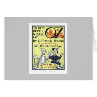 Zauberer von Oz Karten
