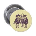 Zauberer von Oz Munchkins Runder Button 5,1 Cm