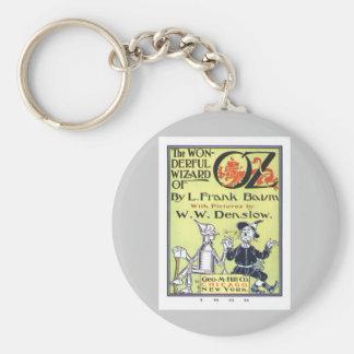 Zauberer von Oz Schlüsselanhänger
