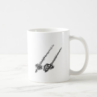 Zaun der Schwerter Kaffeetasse