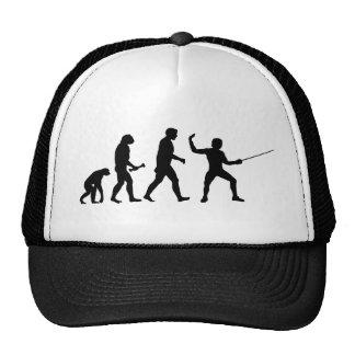 Zaun von Evolution Baseballkappen