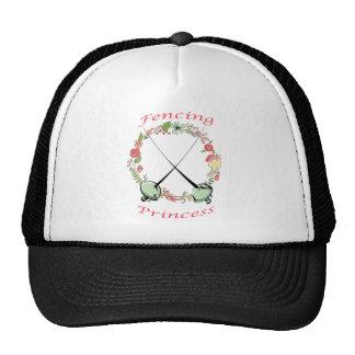 Zaun von Prinzessin Floral Foils Caps