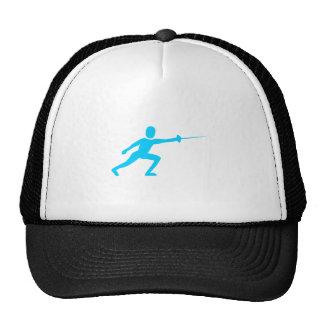 Zaun Zahl - Himmel-Blau Baseball Cap
