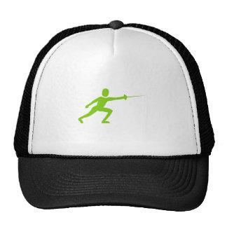 Zaun Zahl - Marsmensch-Grün Kult Cap