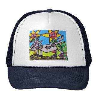 zäunen Sie mich nicht im Hut ein Baseballkappen