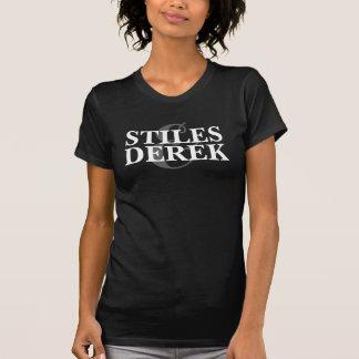 Zauntritte u. Editable zusammenpassennamen Derek T-Shirt