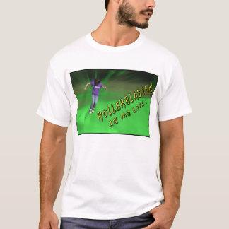 ZAZ111.Rollerblading ist mein Leben T-Shirt