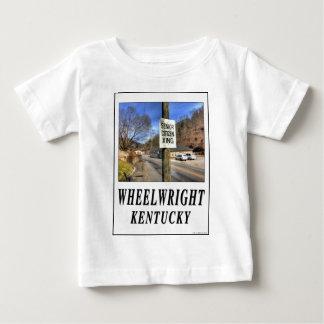 ZAZ320 Wheelright KY Baby T-shirt