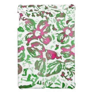 Zazzle abstrakte Hartriegel-Blüten iPad Mini Hülle