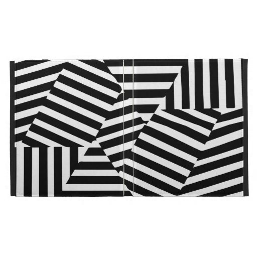 Zazzle blenden Camouflage iPad Folio-Kasten