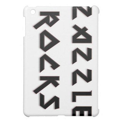 Zazzle Felsen Hülle Für iPad Mini