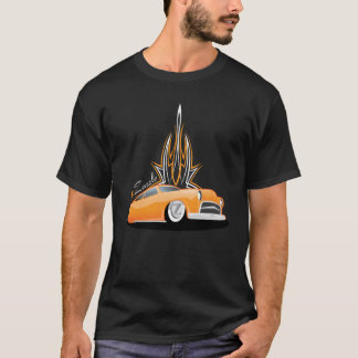 Zazzle Hotrod für dunkle Shirts