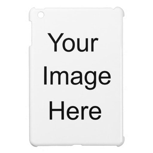 Zazzle Vorlagen iPad Mini Etuis