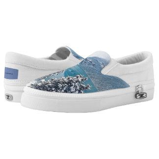 ZazzleChristmas Slip-On Sneaker
