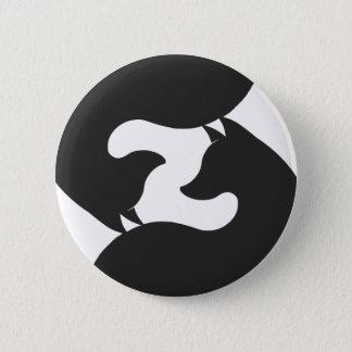 Zazzlingo Runder Button 5,7 Cm