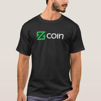Zcoin (XZC) Zerocoin privates Cryptocurrency T-Shirt