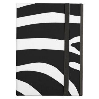 Zebra-Druck-Abdeckung für iPad Air