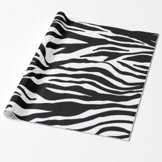 Zebra-Druck-Packpapier Geschenkpapier