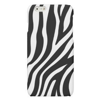 Zebra-Druck-Schwarzweiss-Streifen-Muster