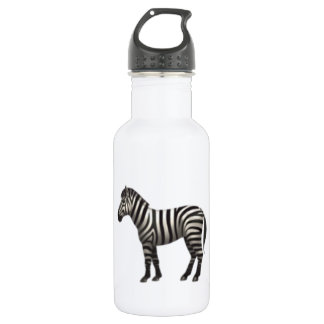 Zebra - Emoji Trinkflasche