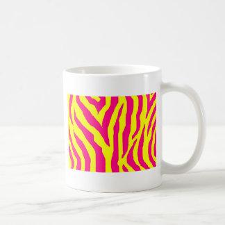 Zebra-Fieber Kaffeetasse