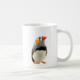 Zebra-Fink Kaffeetasse