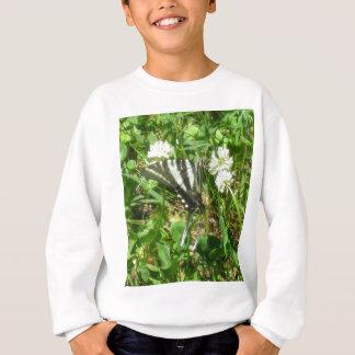 Zebra-Frack Sweatshirt