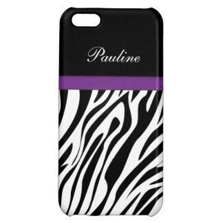 Zebra iPhone 5C Fall