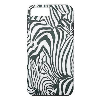 Zebra iPhone 7 Fall iPhone 8 Plus/7 Plus Hülle