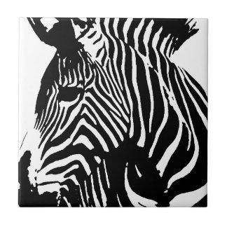 Zebra Keramikfliese